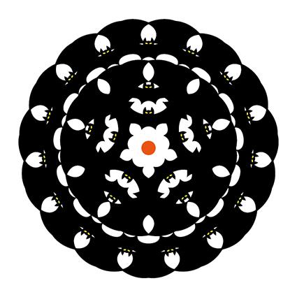 コウモリ2-2