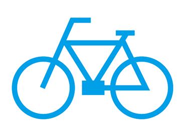 自転車のマーク